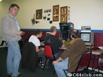 PDX Commodore Users Group and C64 Commodore 64 Computer Club