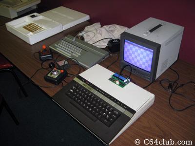Conrad's Atari 1200XL 1200 XL Computer - Commodore Computer Club
