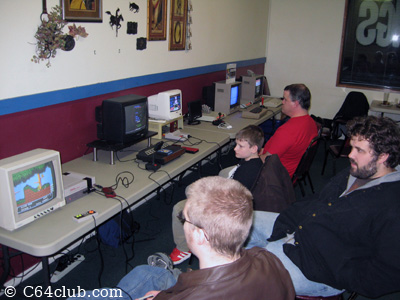 Gametime with Commodore Friends - Commodore Computer Club