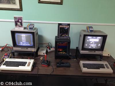 VIC-20 Mega-Cart, Vectrex Vector Pilot, C64 - Commodore Computer Club