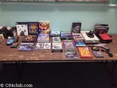 Buy, Sell, Trade, Free Tables Marketplace - Commodore Computer Club