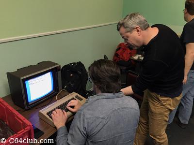 Breadbin C64 - Commodore Computer Club