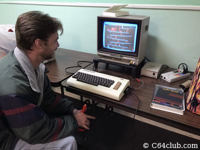 Nintendo Donkey Kong VIC-20 - Commodore Computer Club
