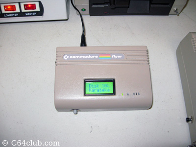 Flyer Enclosure Prototype - Commodore Computer Club