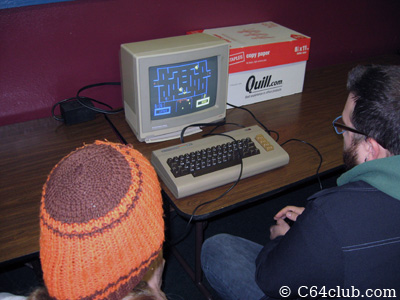 C64 Wizard of Wor - Commodore Computer Club