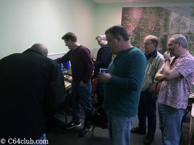 C64 Club Presentation Commodore Computer Club