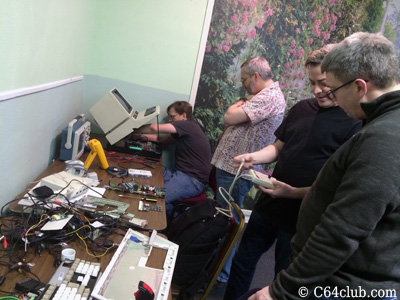 C64 Club Tinker Time - Commodore Computer Club