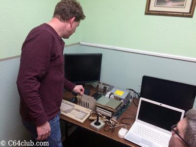 Aaron, Paul, Amiga 2000 - Commodore Computer Club