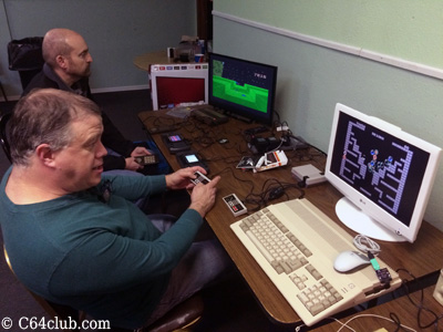 Game play Gameplay C64 - Commodore Computer Club