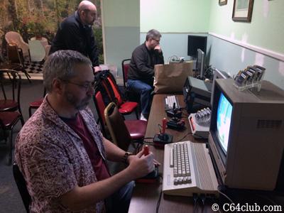 C64 Flappy Bird Game - Commodore Computer Club
