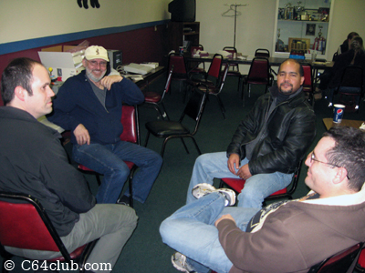 Commodore 64 Club Group Discussions - Commodore Computer Club