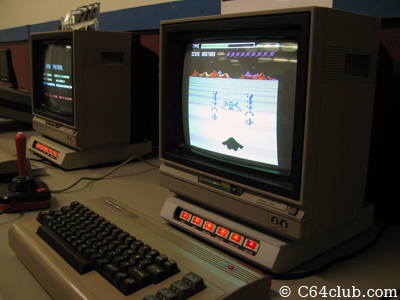 Buck Rogers Game C64 - Commodore Computer Club