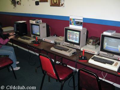 Vectrex Vector Pilot, C64, VIC 20 - Commodore Computer Club