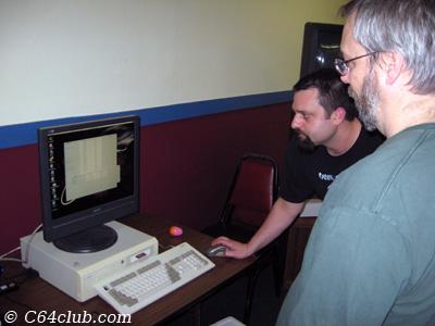 Amiga 4000 Presentation - Commodore Computer Club