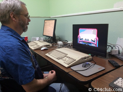 Tommy, Amiga 500 Games - Commodore Computer Club