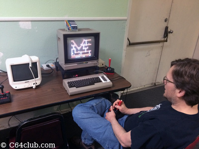 Jared C64 Games - Commodore Computer Club
