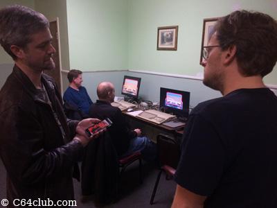 Clay Cowgill, Jared, PCB Development - Commodore Computer Club