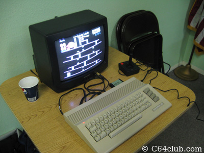 Donkey Kong C64c - Commodore Computer Club