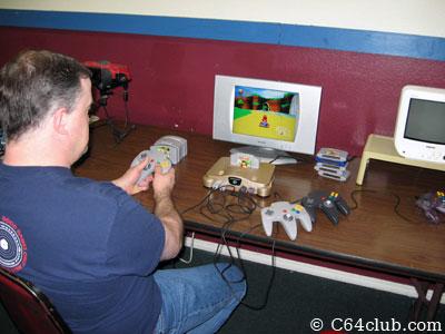 Morgan Diddy Kong Racing Nintendo 64 N64 - Commodore Computer Club