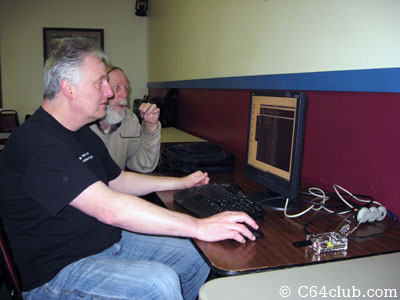 RetroBits Earl Evans Raspberry Pi Presentation - Commodore Computer Club