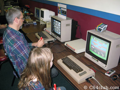 Tommy Toy Bizarre Frogger Game Time - Commodore Computer Club
