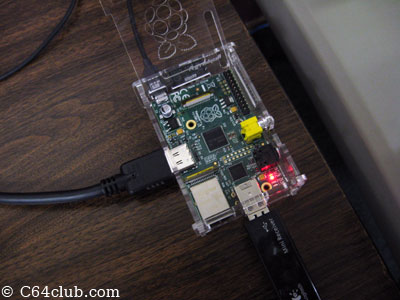 RetroBits Earl Evans Raspberry Pi - Commodore Computer Club