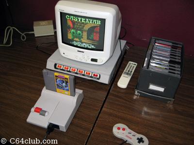 NES Nintendo Top Loader - Commodore Computer Club