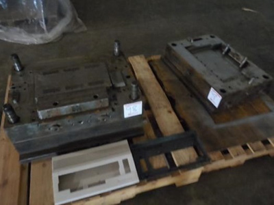 Commodore 64c Computer Housing Molds