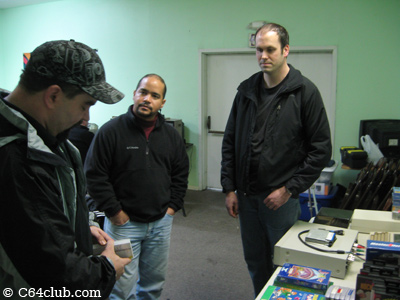 John Hancock, Ivan, Dan buy, sell, trade - Commodore Computer Club