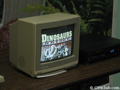 Dinosaurs For Hire CDTV - Commodore Computer Club