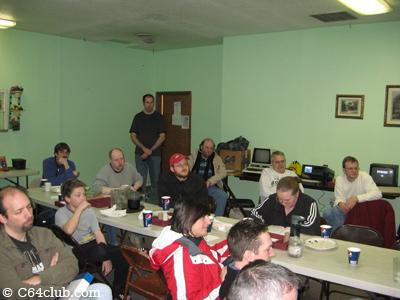 CDTV Presentation - Commodore Computer Club