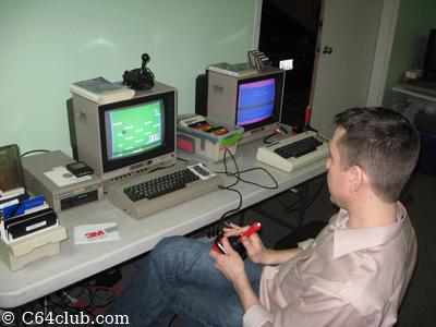 Impossible Mission - Commodore Computer Club
