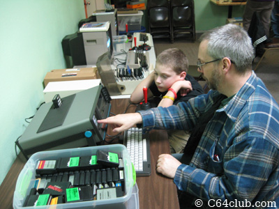 Programming on the SX-64 - Commodore Computer Club