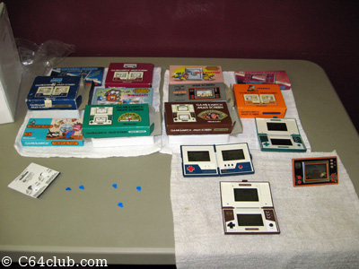 Nintendo Game and Watch - Commodore Computer Club