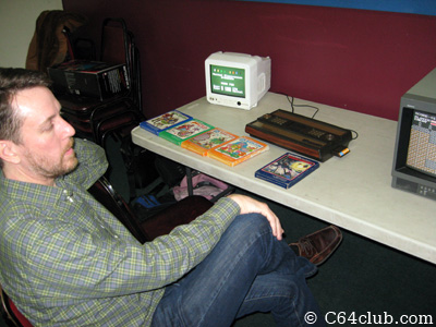 Gregory Intellivision Presentation - Commodore Computer Club