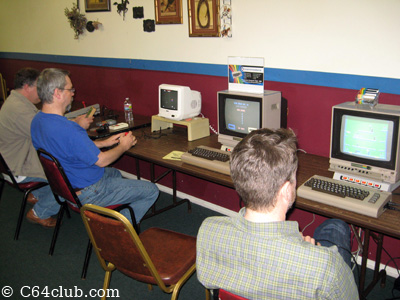 Wizard of Wor Impossible Mission - Commodore Computer Club