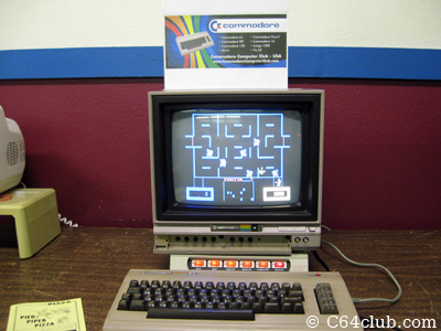 Wizard of Wor C64 Gametime - Commodore Computer Club