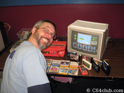 Tommy with Sharp Twin Famicom AN-505 Good! - Commodore Computer Club