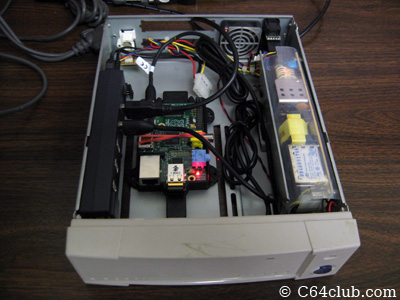 Raspberry Pi - C64 Commodore Computer Club