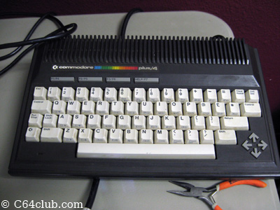 Commodore Plus 4 - C64 Commodore Computer Club