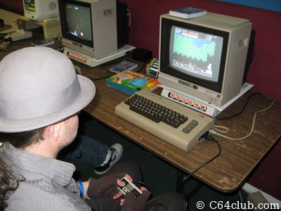 C64 Castlevania - Commodore Computer Club