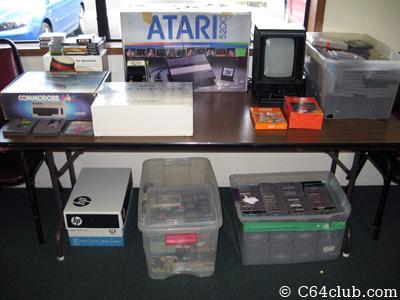 Vectrex, Atari 5200, Buy, Sell, Trade and Free Tables - Commodore Computer Club