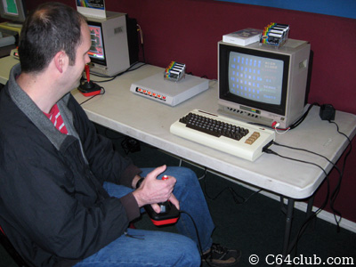 VIC-20 Cross Fire - Commodore Computer Club