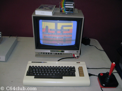 Dig Dug Game on VIC-20 - Commodore Computer Club