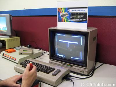 Berzerk Homebrew Game - Commodore Computer Club