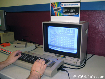 C64 Programming and Hacking - Commodore Computer Club