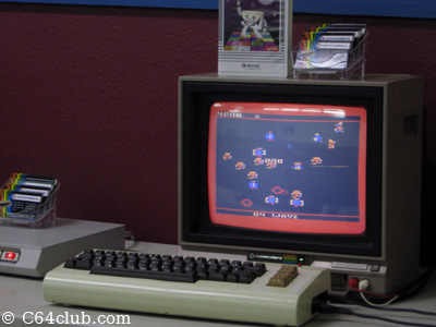 VIC-20 Robotron 2084 Game - Commodore Computer Club