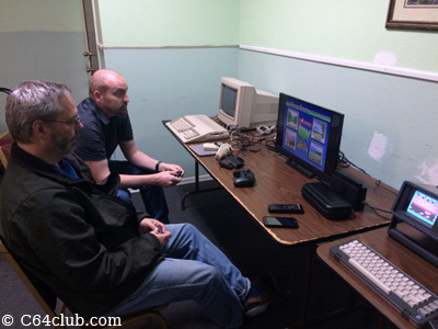 Amiga 500, Nintendo Switch, Executive SX-64 - Commodore Computer Club