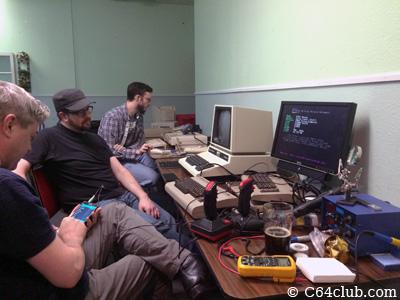 C64, Amiga 1000, CBM PET 4016 - Commodore Computer Club