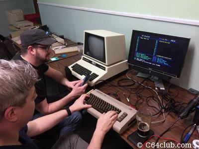 Dial-Up BBS 2400 9600 Baud Modem - Commodore Computer Club